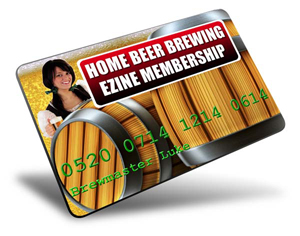 home beer brewing ezine